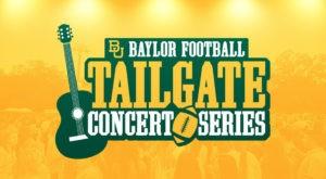 BU Tailgate Concert Series