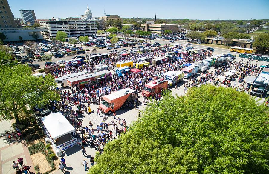 Waco Food Truck Showdown