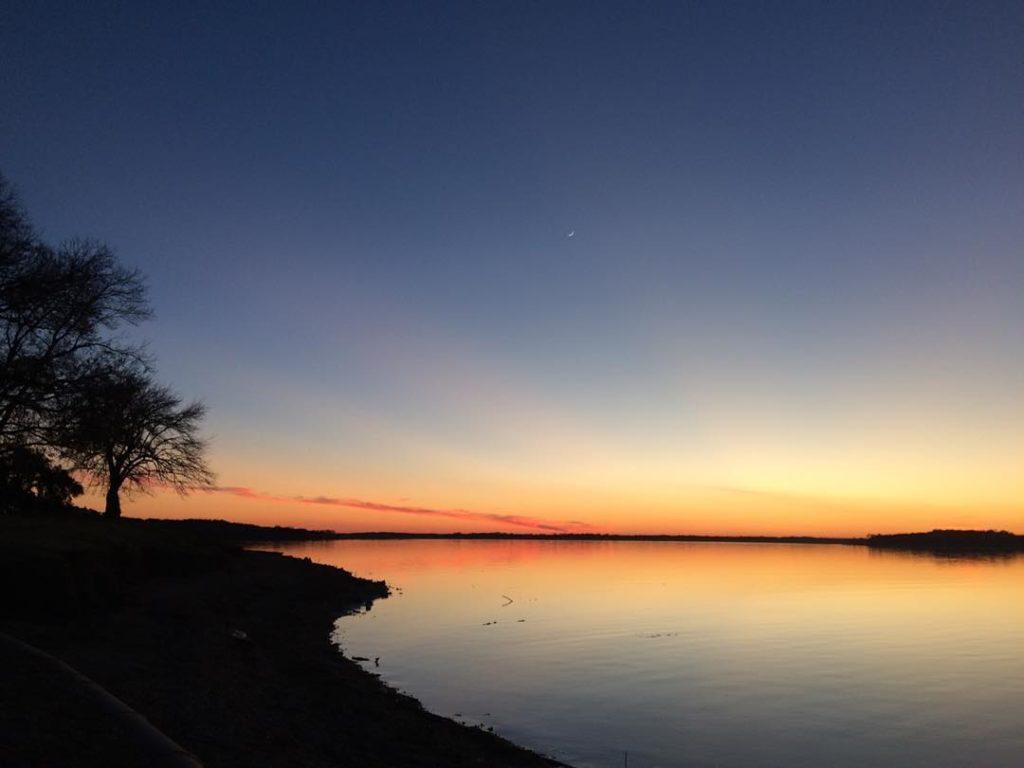 Lake Waco & Corps of Engineers Parks