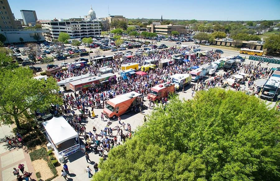 Waco Texas Food Truck Festival