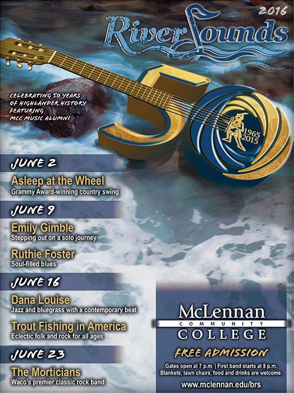 6/2/2016 - Riversounds Concert Series Featuring Asleep at the Wheel