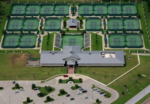 Waco Regional Tennis & Fitness Center