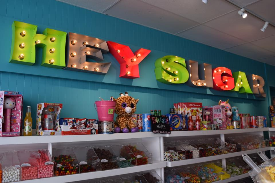 Hey Sugar! Candy Store