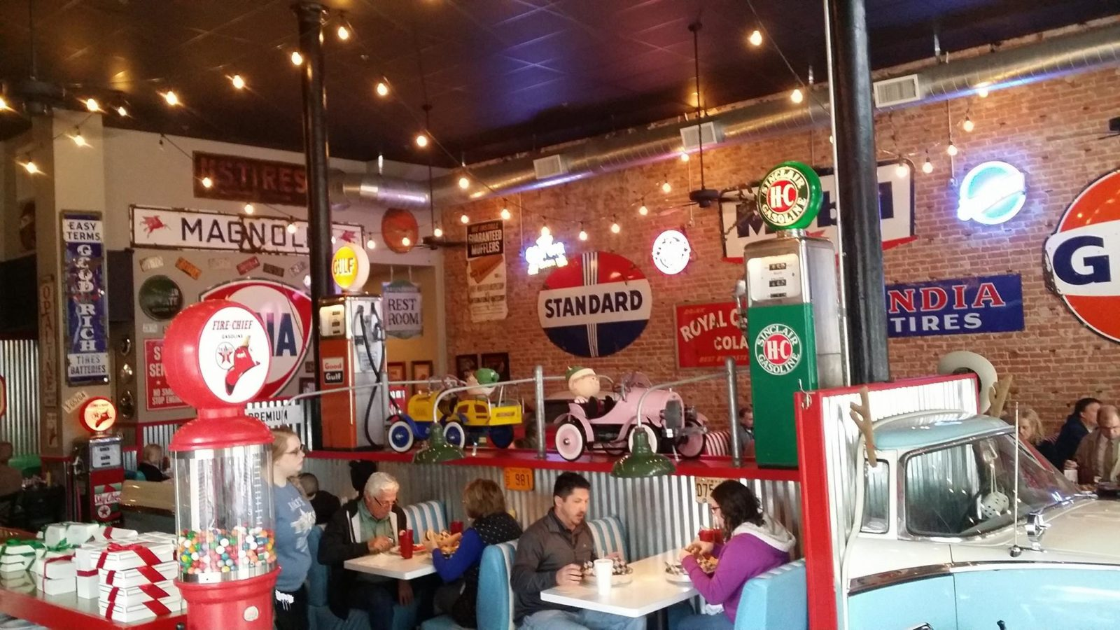 Places To Eat Waco The Heart Of Texas