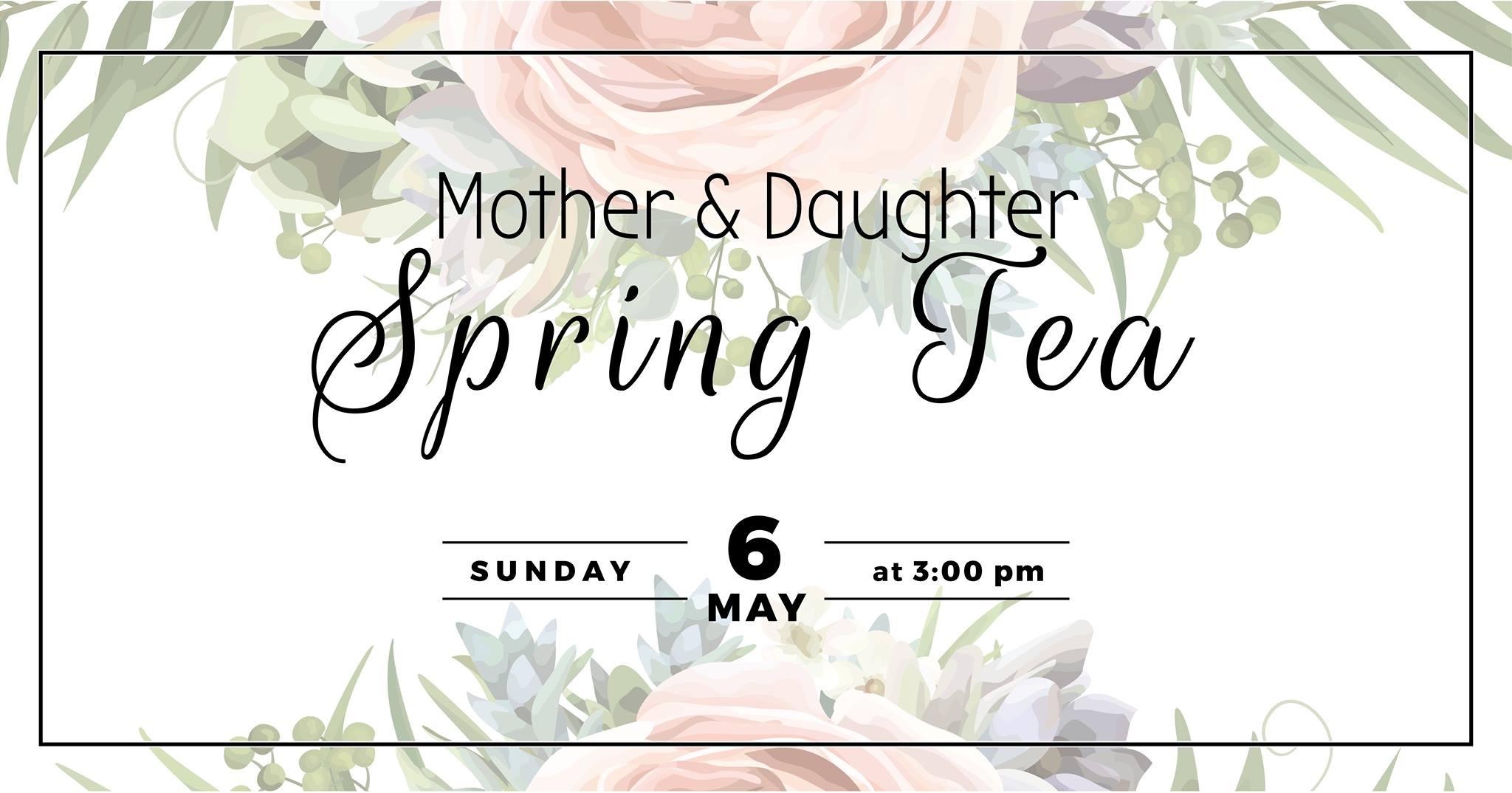 Mother Daughter Tea The Best Tea Of 2018