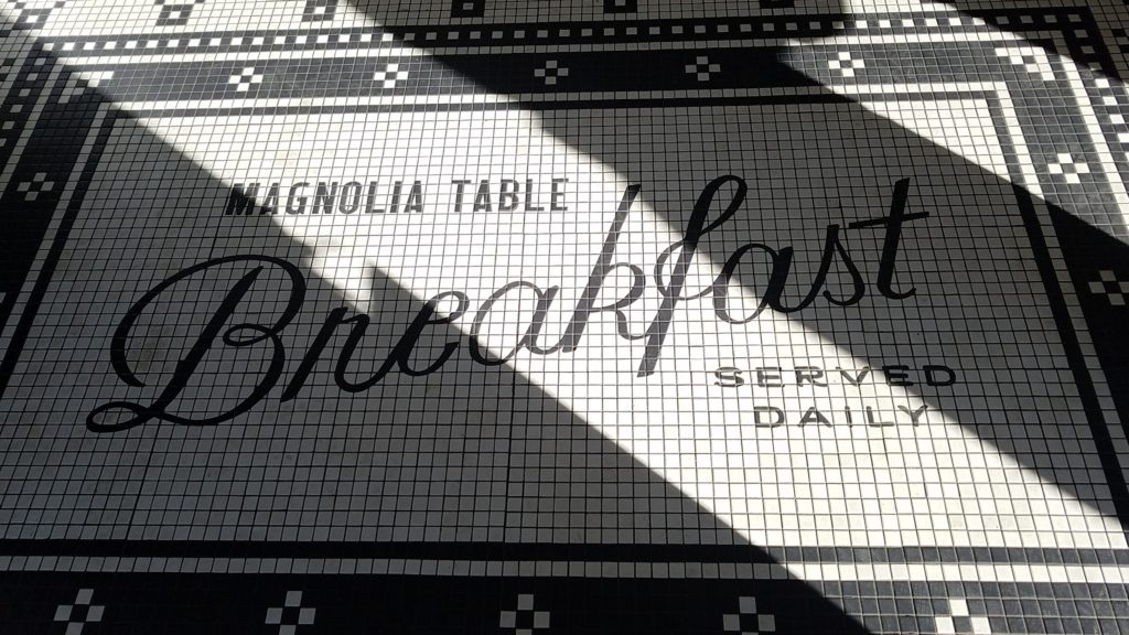 Six Tips from a Local About Magnolia Table!