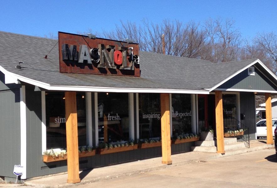 Magnolia Warehouse Shop (The Little Shop on Bosque)