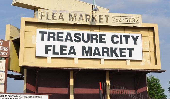Treasure City Flea Market