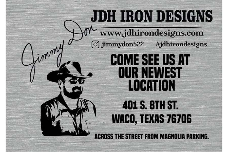 JDH Iron Designs Downtown