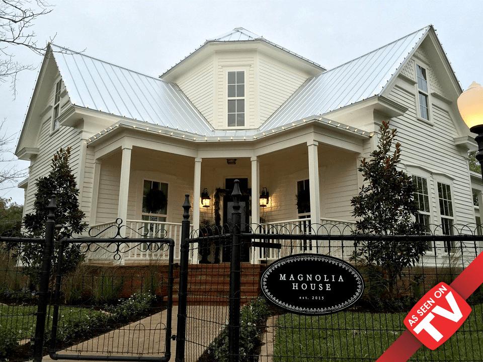 Magnolia House Waco The Heart Of Texas