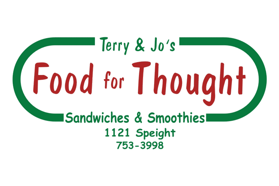 Terry & Jo's Food for Thought