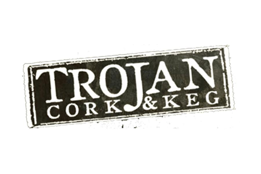 Trojan Cork & Keg