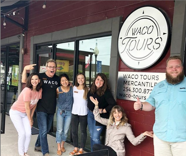 Waco Tours Mercantile