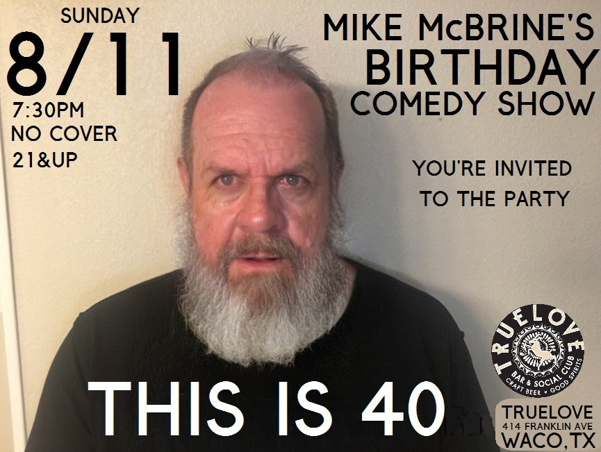 Stand-up Comedy Birthday Show