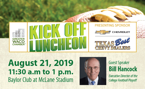 30th Annual Kick Off Luncheon