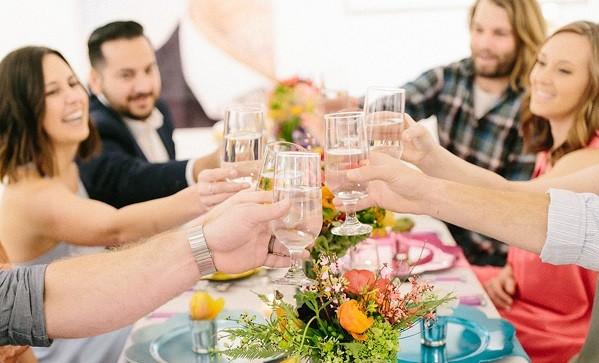 Benefit Dinner at Cultivate 7Twelve