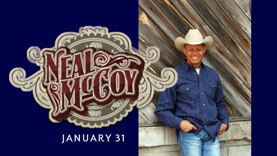 Neal McCoy Live at the Waco Hippodrome