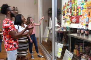 Pop in the Dr Pepper Museum
