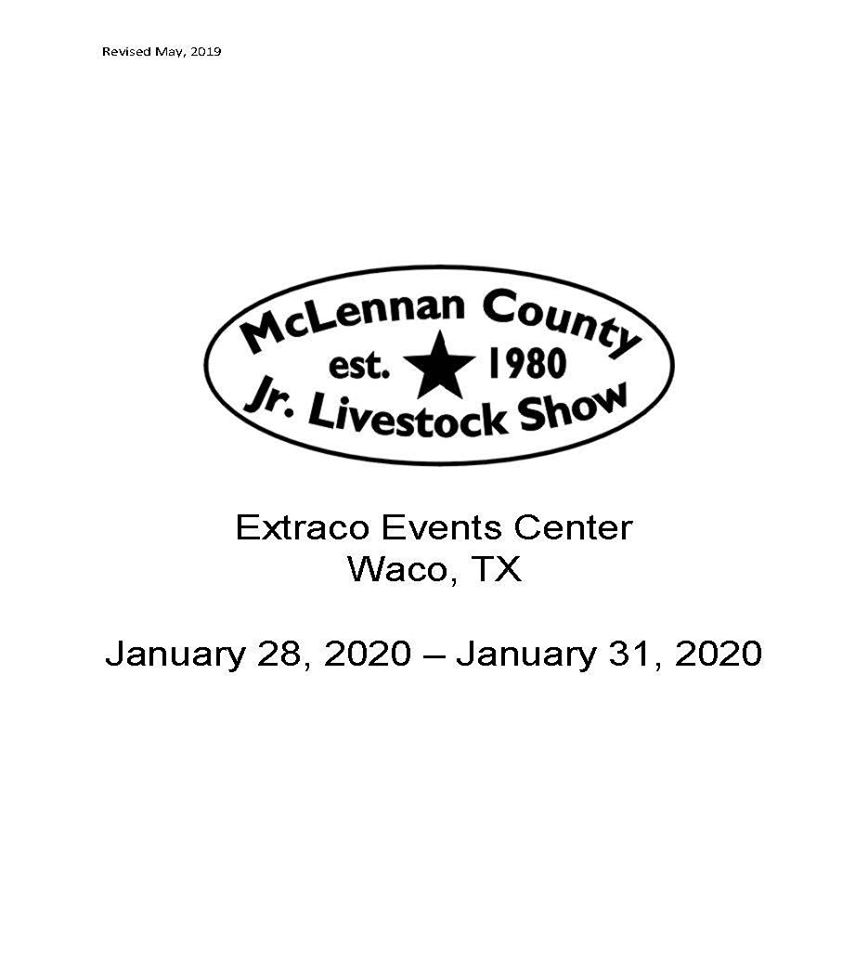 McLennan County Junior Livestock Show
