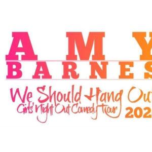 Amy Barnes - We Should Hang Out Tour 2020