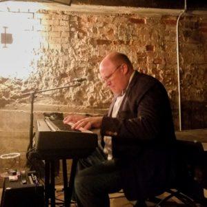 Undercroft Presents: Andrew Hudson, Pianist