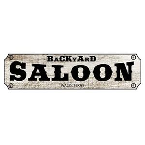 Backyard Saloon