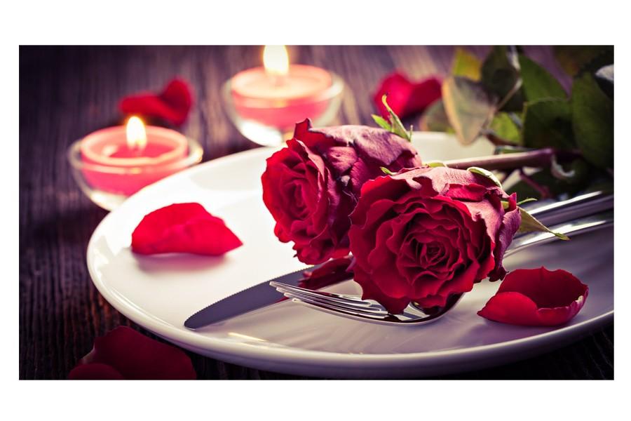 Valentine's Day Dinner at Barnett's