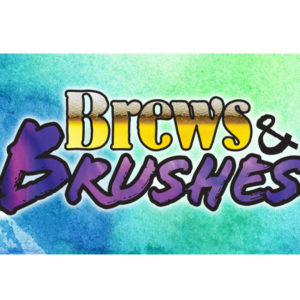 Brews and Brushes: Baby Yoda Painting Party!