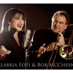 WJO In Concert with Calabria Foti & Bob McChesney