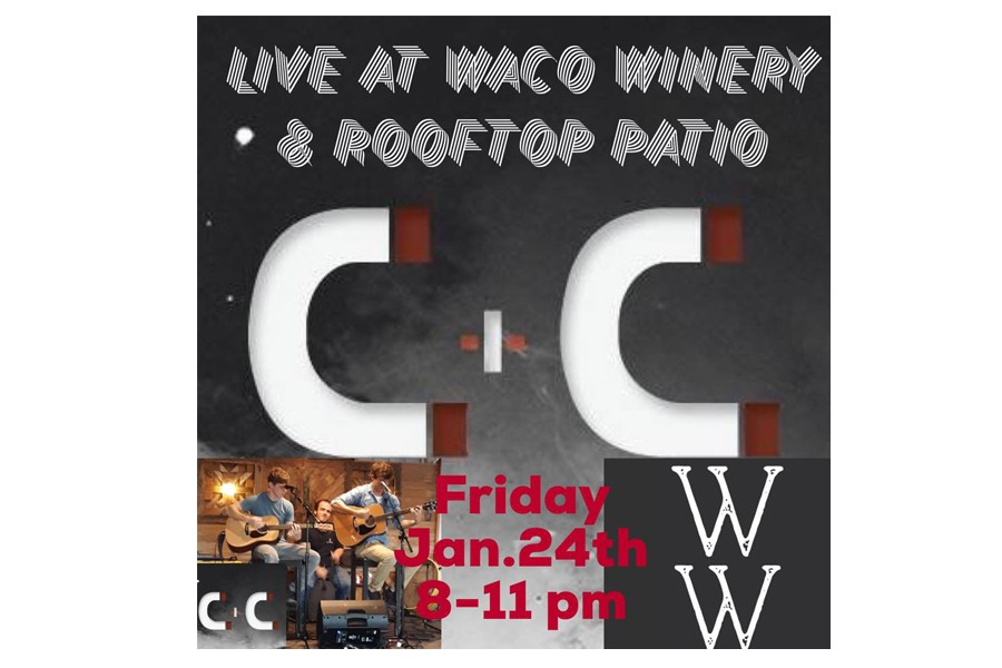 C & C Band: Live at Waco Winery Rooftop Patio