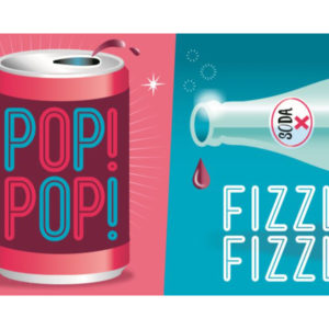 February First Friday - Pop Pop, Fizzle Fizzle Exhibit Opening