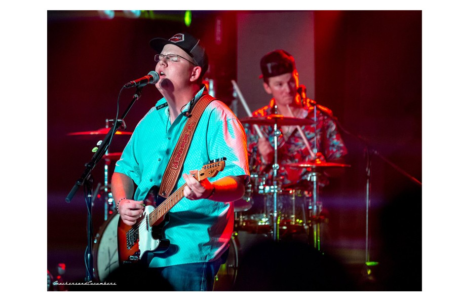 Huser Brother Band at Smiley's Melody Ranch