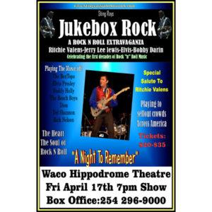 Jukebox Rock: A Rock N Roll Extravaganza