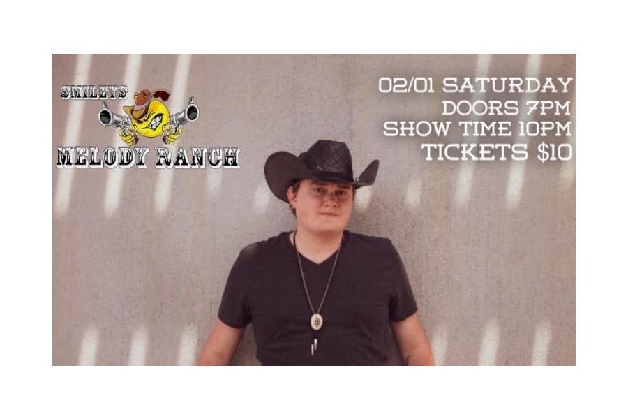 Logan Samford Live at Smiley's Melody Ranch