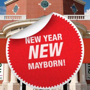 Gallery Talk: New Year, New Mayborn