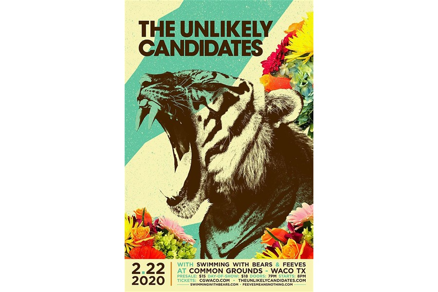 The Unlikely Candidates at Common Grounds