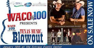 Waco 100 Blowout