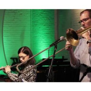 Waco Collective and Lattice - NYC's James Hall and Jamie Baum