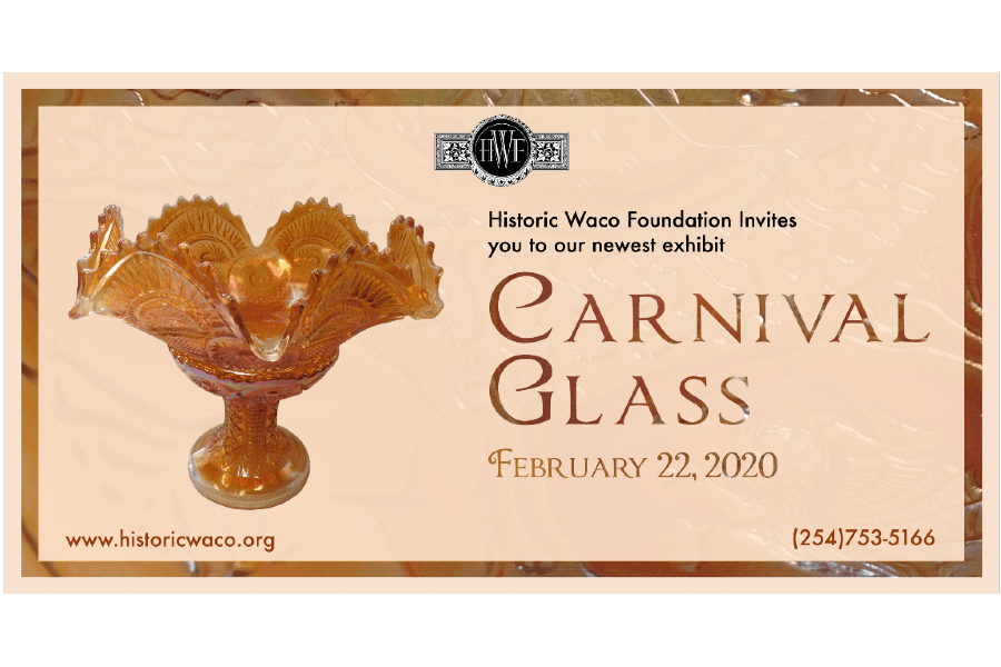 Carnival Glass Exhibit