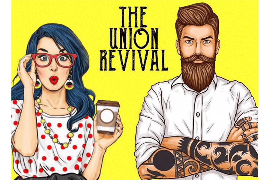 Union Revival - Valentines Event at the Silos