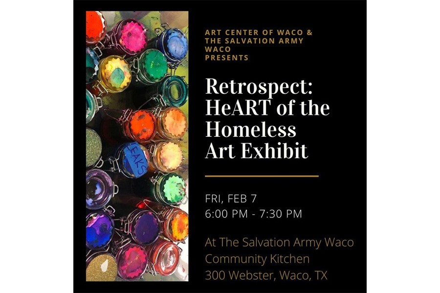 Retrospect: HeART of the Homeless Art Exhibit