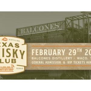 Texas Whisky Club Summit