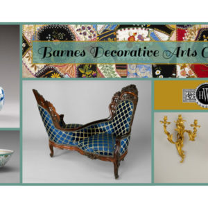 Barnes Decorative Arts Course
