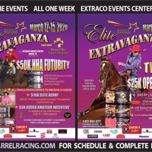 Elite Extravaganza by Elite Barrel Racing