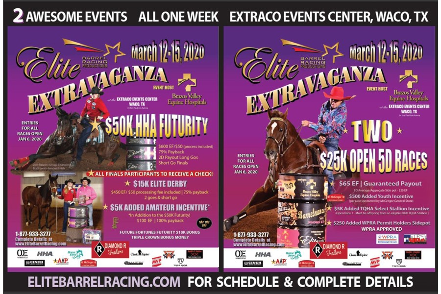 Elite Extravaganza by Elite Barrel Racing