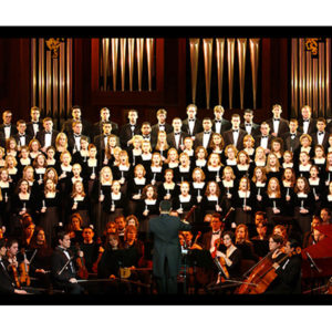 Baylor Symphony Orchestra, with A Cappella Choir and Concert Choir