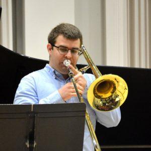 Trombonists Recital