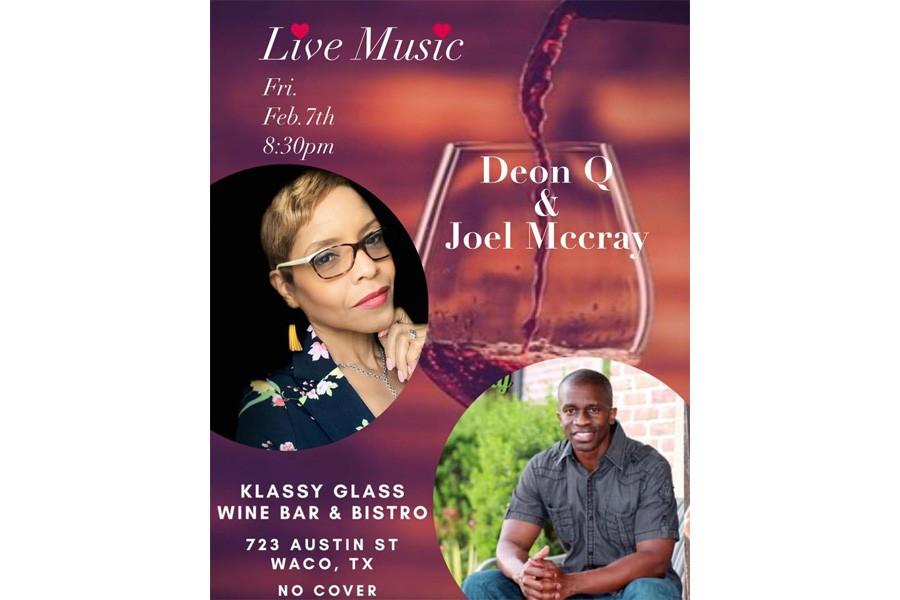 Live Music at Klassy Glass