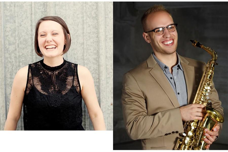 Duo Besant: Nick Zoulek & Amy Petrongelli
