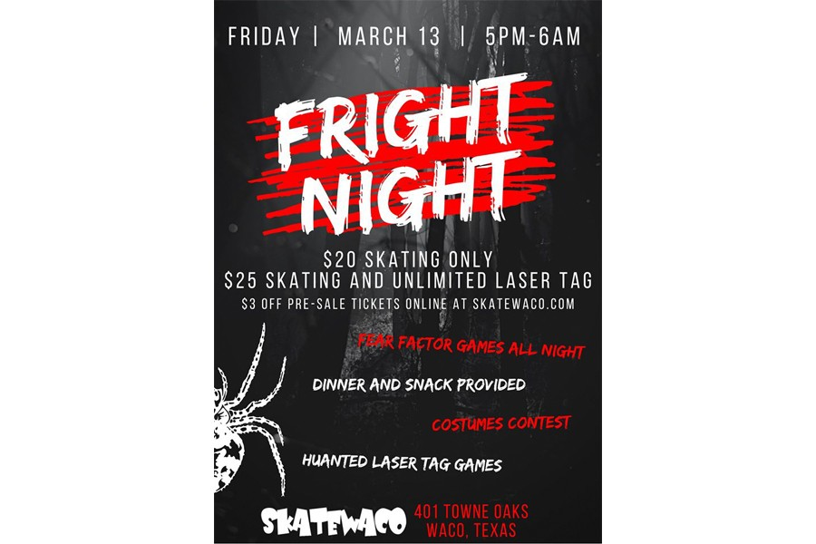 Fright Night Lock-In
